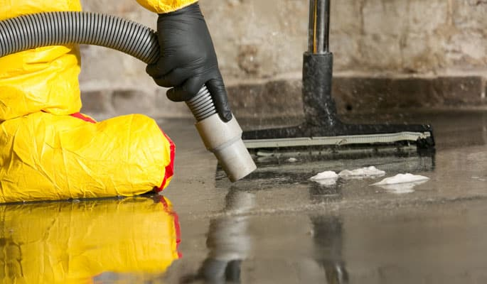 Mr Flood Repair sewage cleanup services
